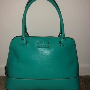 Kate Spade Teal Bag